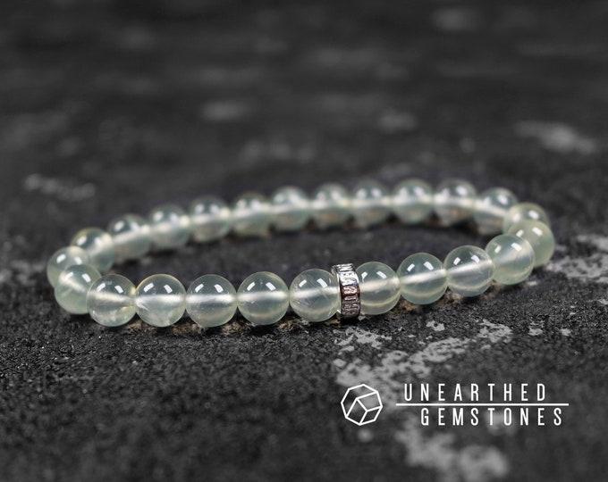 AAA Prehnite Bracelet