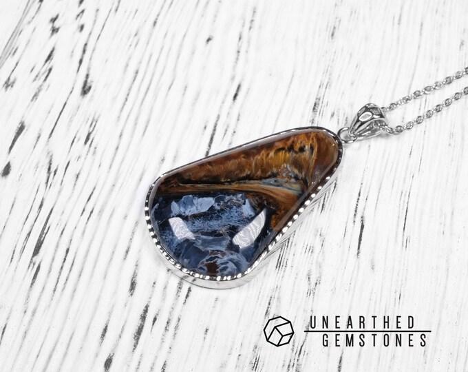 AAA Pietersite Necklace