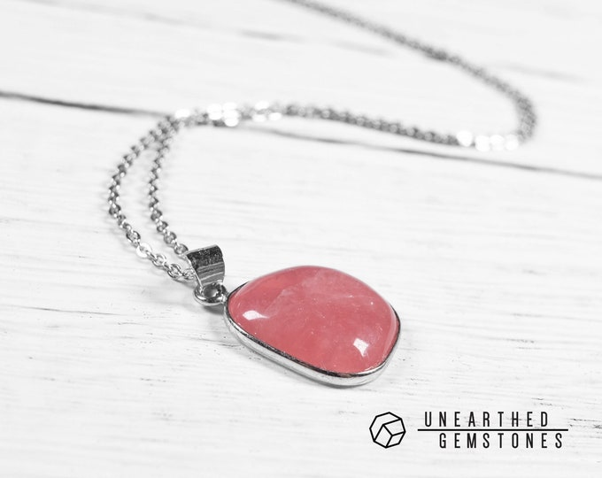 AAA Rhodochrosite Necklace
