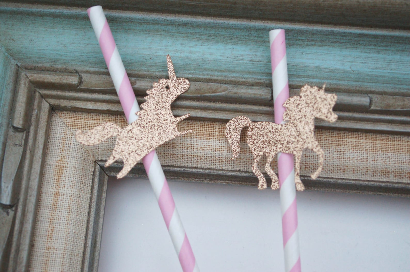 Unicorn Straws Page Four
