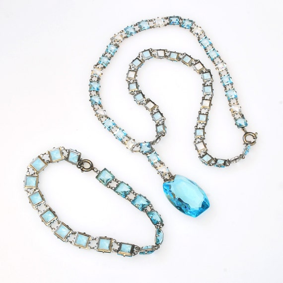Vintage Set - Vintage 1930's Matching Necklace and