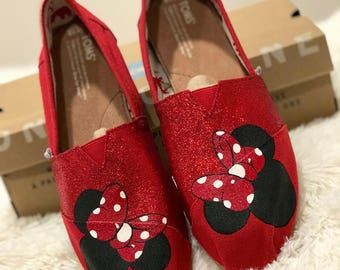 b07ac495784 Disney Minnie Toms