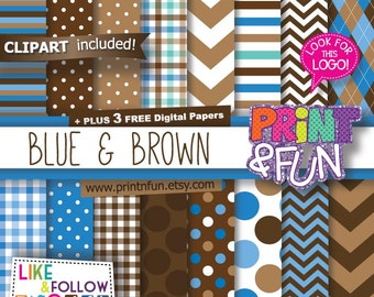 Chocolate Cookie and Monsters Patterns Digital Paper Patterns Backgrounds Scrapbooking Stripes, Picnic Table Cloth, Dots, Kids Parties art