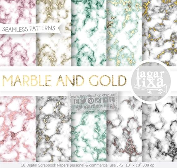 Fonds En Marbre Marbre Texture Papier Numerique Pastel Etsy