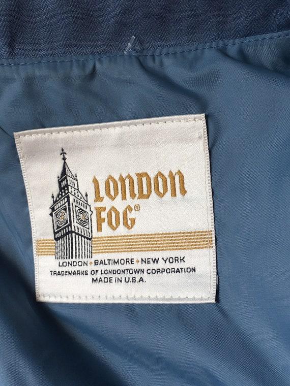 London fog cool classic trench coat - image 5