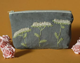 Hand Embroidered Bag Etsy