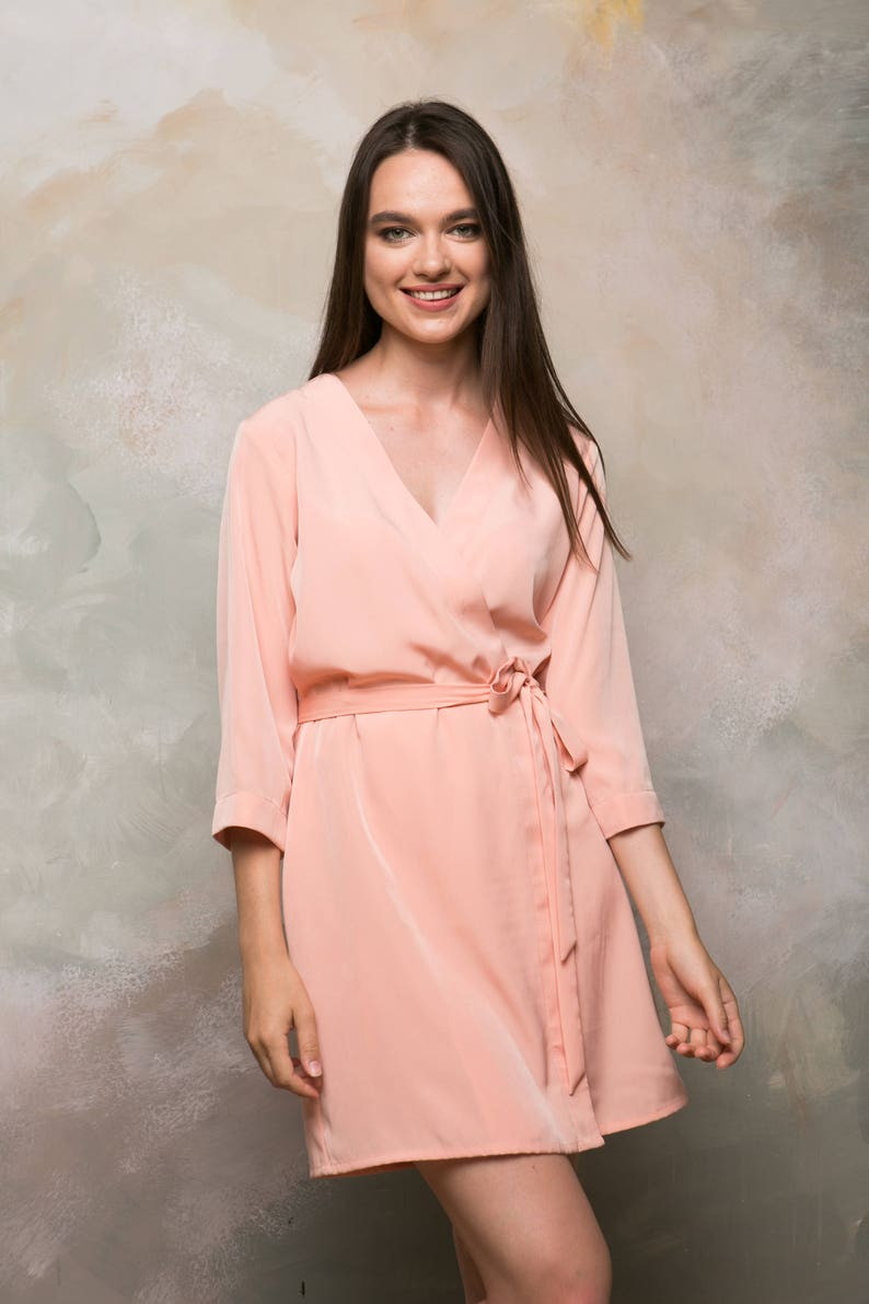 16966367a5aa Bridesmaid Dressing Gown Kimono Dressing Gown Robe