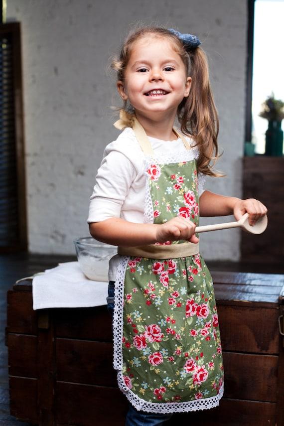 Kinder Schürze Geschenk für Kinder Schürze für Kinder | Etsy