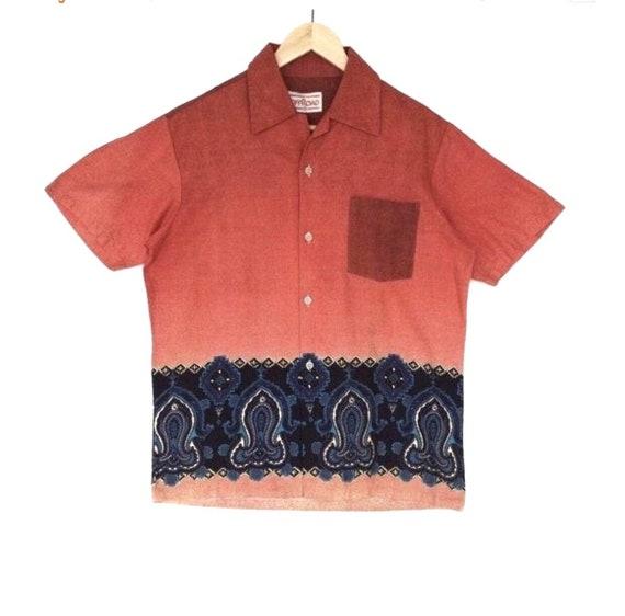 Vintage Hawaiian Shirt Aloha Surfing Hawaiian Hawa