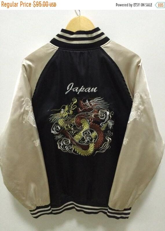 30% MEGA SALE Sukajan Jacket Vintage Sukajan Japan