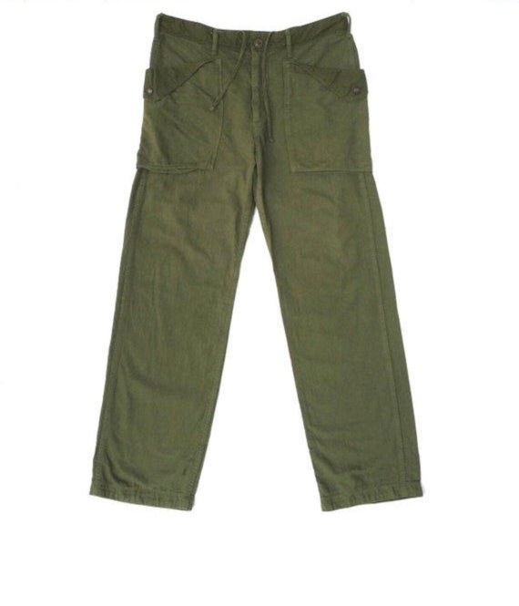 Vintage Spellbound Tactical Cargo Army Style Trous