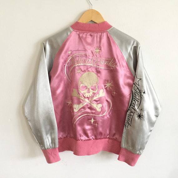 Sukajan Jacket Vintage Sukajan Skull Sukajan Drago
