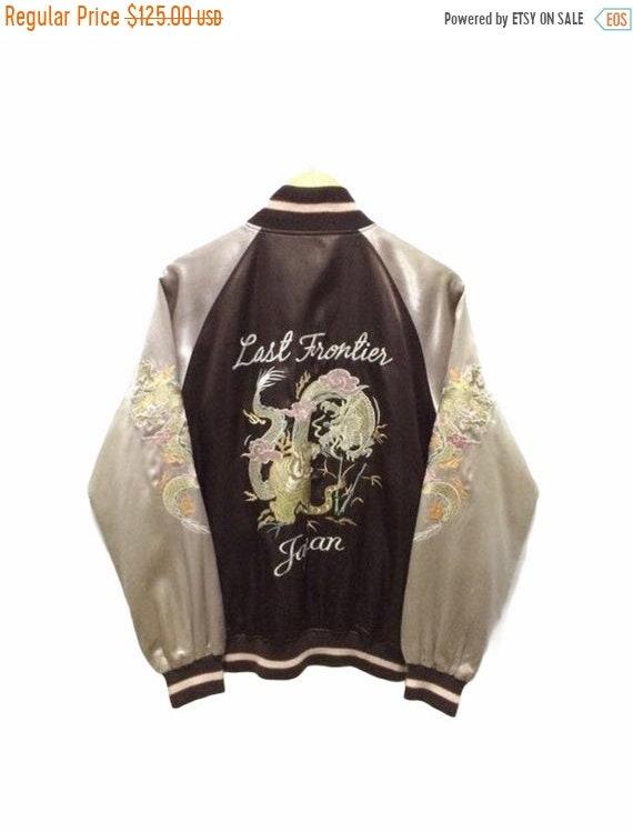 50% MEGA SALE Sukajan Jacket Vintage Sukajan Japan