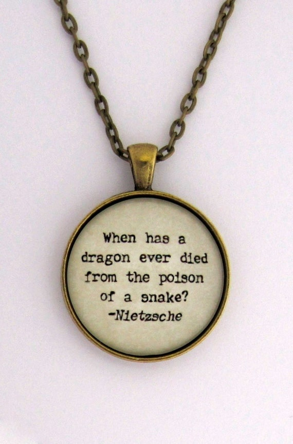 When Has A Dragon Ever Died From The Poison Of A Snake Etsy
