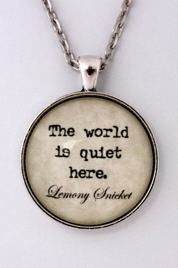 The World is Quiet Here, a general poetry | FictionPress