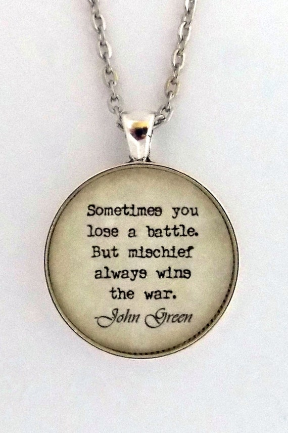 Sometimes You Lose A Battle But Mischief Always Wins The War Etsy