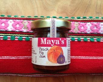 Peach Fig Jam Mini