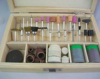 100 pc Rotary Tool Accessory Set Dremel and Rotary Tools Accessories