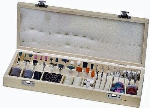 228 pc dremel zubeh r set dremel und rotary werkzeuge zubeh r etsy. Black Bedroom Furniture Sets. Home Design Ideas
