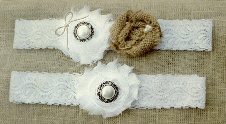Barn Wedding Pink Burlap Wedding Garter Set Burlap bridal garter Burlap Garter burlap garder pink wedding garter set Burlap Wedding Garder