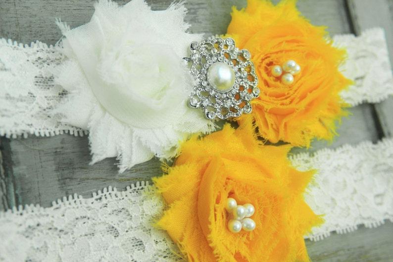new product 6b0f8 b6c87 Kanarienvogel gelb Strumpfband, gelbe Garder, Hochzeit Strumpfband Sunbeam  Perle oder Strass Diamond Bling, Strumpfband gelb Plus Größe garder