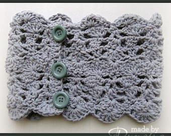 Crochet Pattern   Big Smooshy Cowl