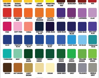 decal 20 sheet 12x24 Adhesive Back Vinyl outdoor quality Sign /& Craft Cutters