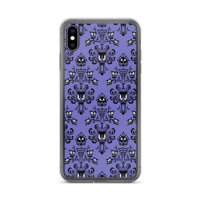 d23af5fed24216 Haunted Mansion Zoomed Wallpaper Cell Phone Case iPhone 6