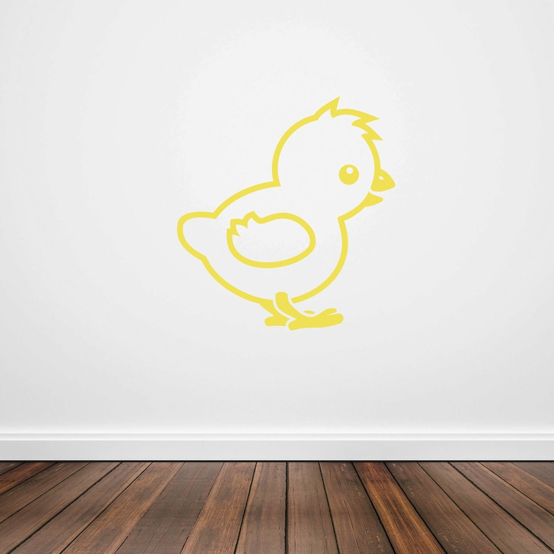 Signs ID 1874442 Stencil Plastic Mylar Stencil for Painting Walls Crafts Chick