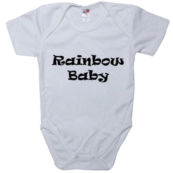 362c9ea124 Baby Onesie Rainbow Baby Onsie Personalized Baby Onesie