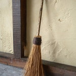 Dolls House Broom Wooden Handmade