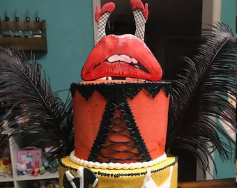 Rocky Horror Picture Show Cake Kit