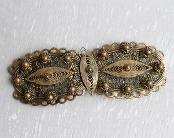 100 DIY jewelry buckles Vintage printed decorative buckles @@@