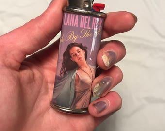 Reusable Lana Del Rey lighter case