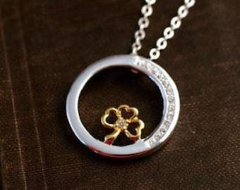 Irish Journey Necklace - 061012