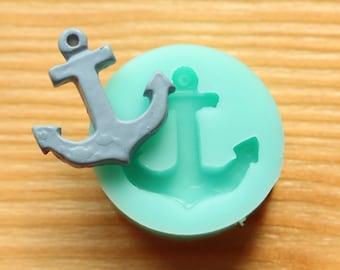Tiny Anchor Silicone Mold