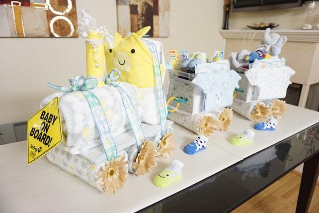 Choo Choo Train Diaper Cake Baby Shower Diaper Cake Fancy Etsy