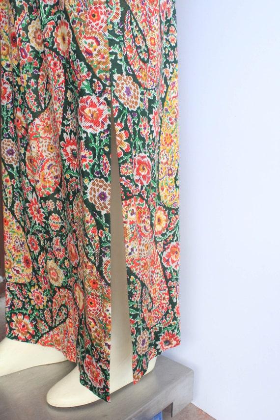 60's Vintage Eleanor Brenner High Neck Long Sleev… - image 5