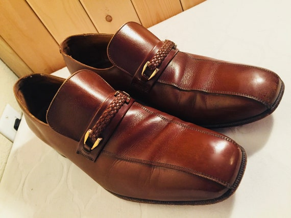 Lovely Pair Of Vintage 1960's 'Florsheim' Shoes Ma