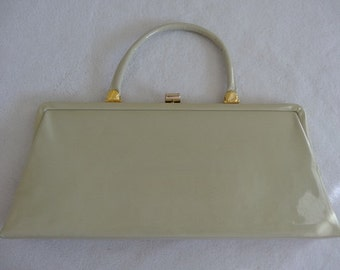 Vintage 'Debbie Jerome' Handbag Made In USA In The 1950's - Cute!!