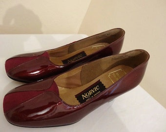 Vintage 'Norvic' 1950's Shoes - Never Used!! UK Size 3 - Very Cute!!