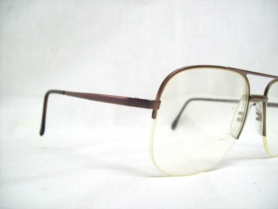 Vintage 140 Monsieur Robert 051 Brownstone Double Bridged | Etsy