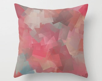 Throw Pillow Cover Geometric Pillow Cover Accent Pillow Cover Home Decor Decorative Pillow Cover Cushion Cover Decorative Pillow Cover