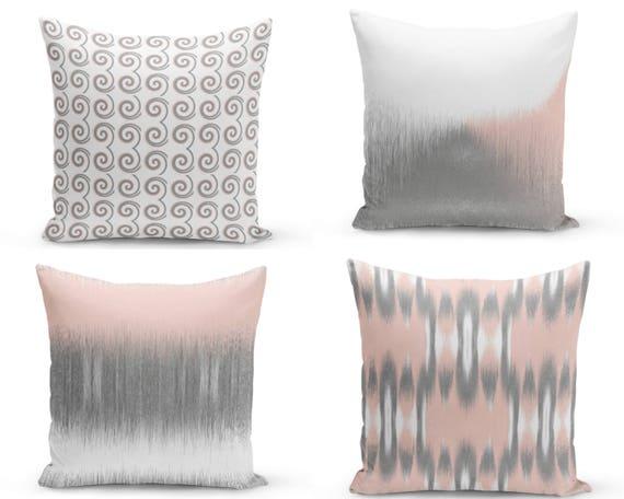 Blush Decorative Pillows