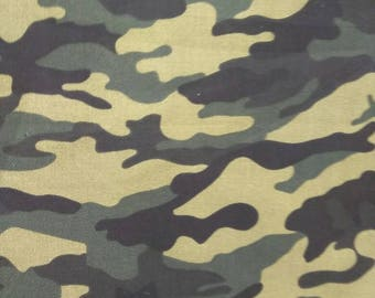 Vinyl Pleather Upholstery Camouflage Fabric Bags Table Top Etsy