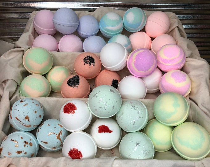 Mix N Match Bath Bombs Value Set