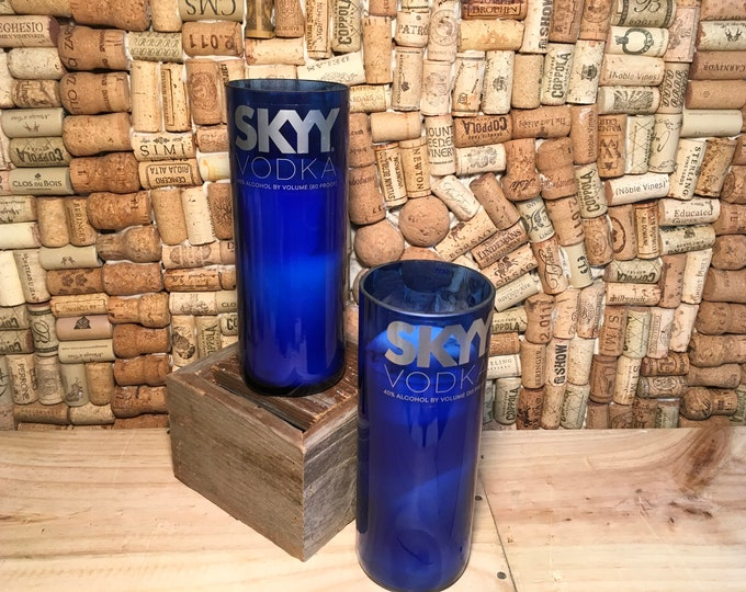 Skyy Vodka Bottle, choose your scent, FREE SHIPPING!