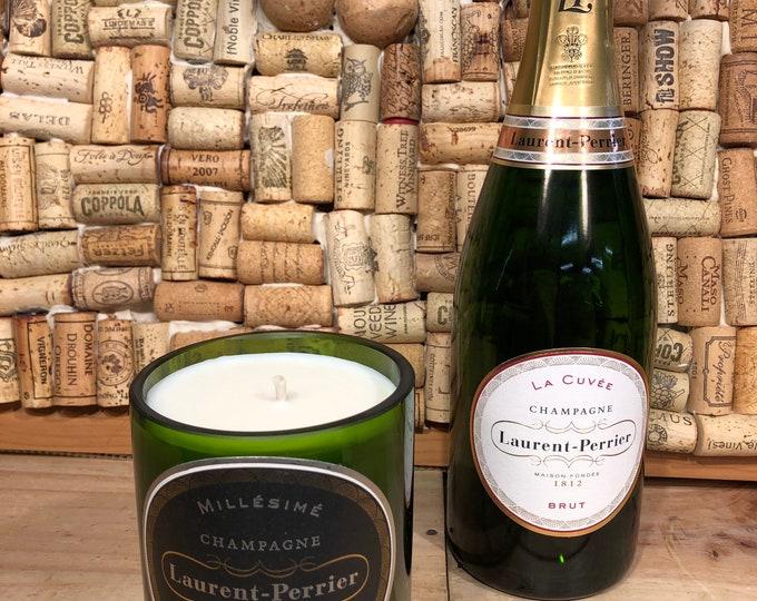 FREE SHIPPING!  Laurent Perrier Millesime Champagne  Bottle, Champagne Cocktail Scent