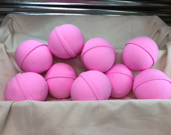 Value Set Pink Daydream Bath Bombs