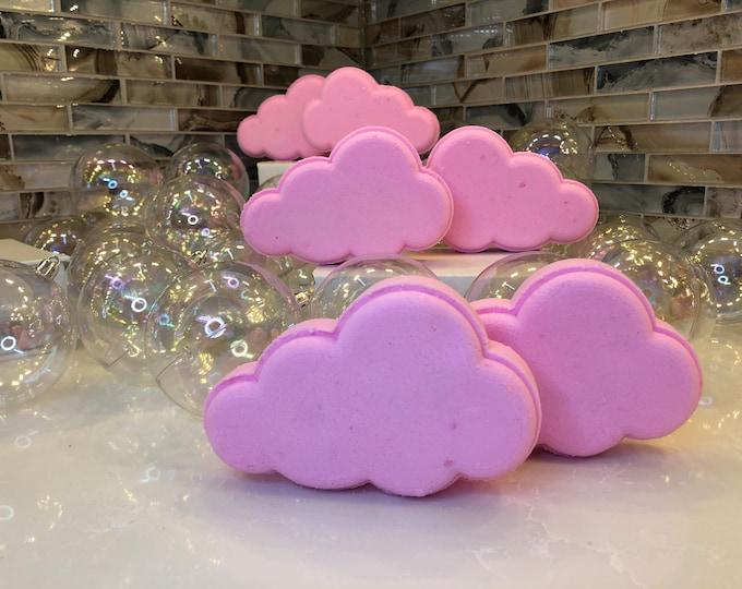 Rainbow Surprise Pink Cloud Bath Bomb, Daydream  Scent